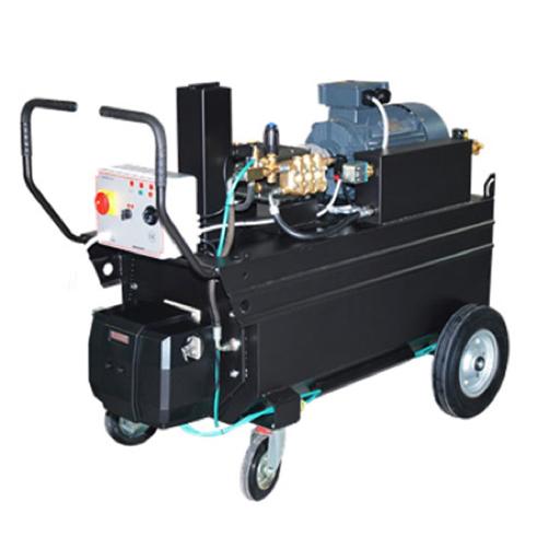 nettoyeur haute pression mobile eau chaude horizon master 1