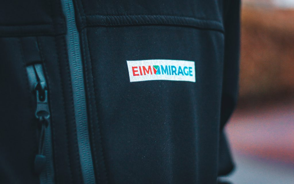 close up personnel mirage webpage