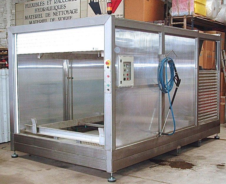 groupes lavage haute pression speciaux technolavage lavage automatique bouteilles butagaz webpage