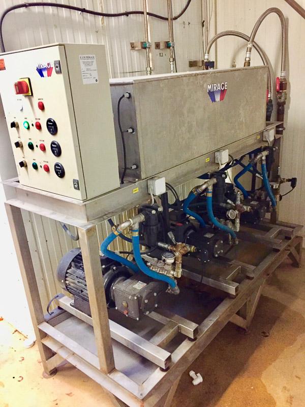 groupes lavage haute pression speciaux technolavage lavage haute pression chaine abattage transformation volaille webpage 1