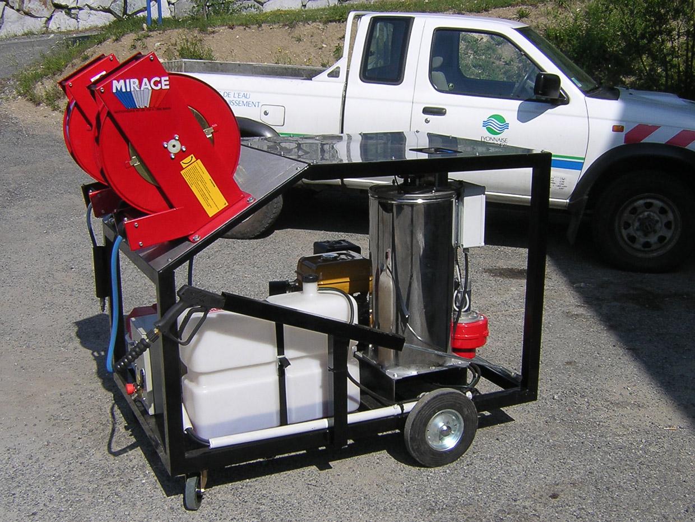 groupes lavage haute pression speciaux technolavage lutte gel canalisation eaux potables webpage