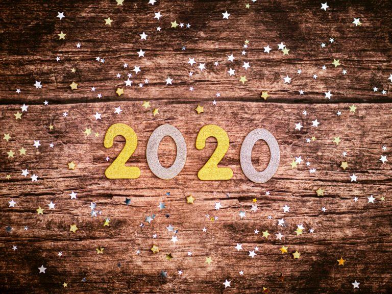 Bonne Année & Meilleurs Voeux 2020